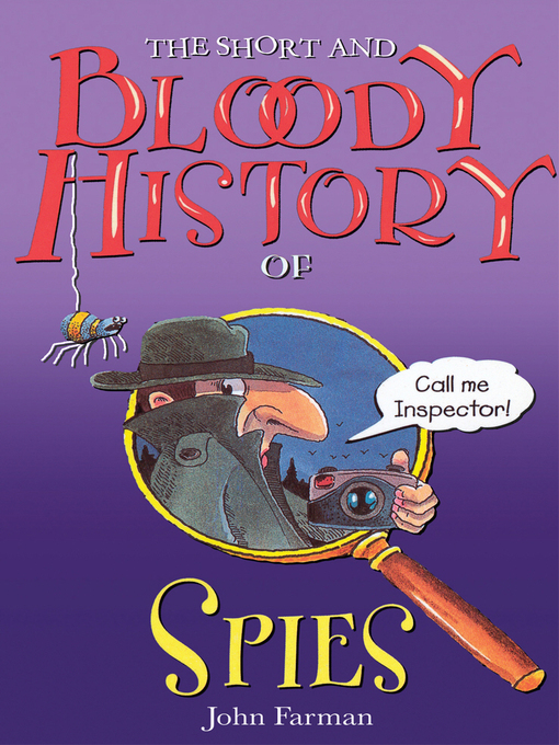 The Short and Bloody History of Spies (eBook)