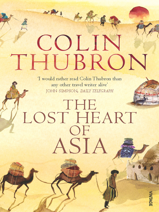 The Lost Heart of Asia (eBook)