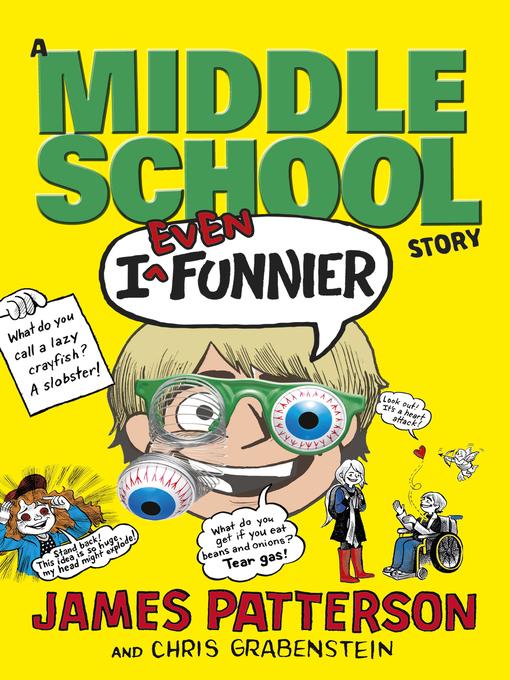 I, Even Funnier: I, Funny Series, Book 2 - I, Funny (eBook)