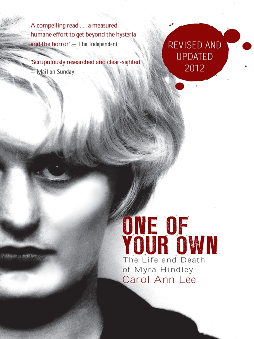 One of Your Own (eBook): The Life and Death of Myra Hindley