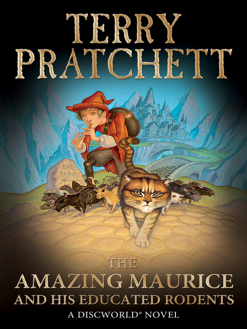 The Amazing Maurice and His Educated Rodents Discworld Series, Book 28