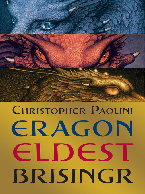 Eragon, Eldest, Brisingr (eBook)