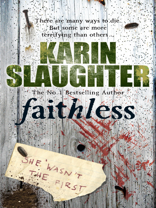 Faithless (eBook): Grant County Series, Book 5