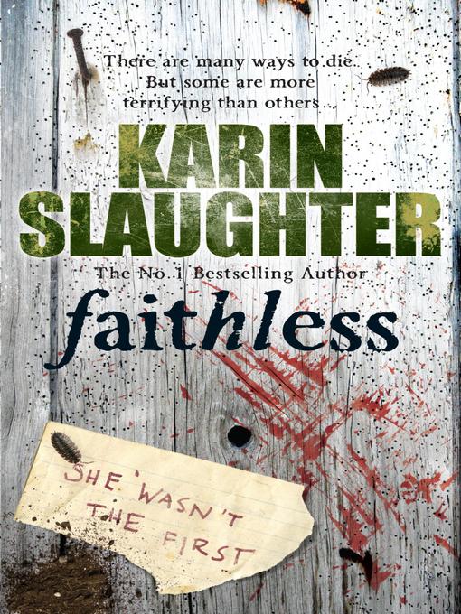 Faithless (eBook): Grant County Series, Book 5