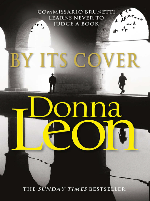 By Its Cover (eBook): Commissario Guido Brunetti Mystery Series, Book 23