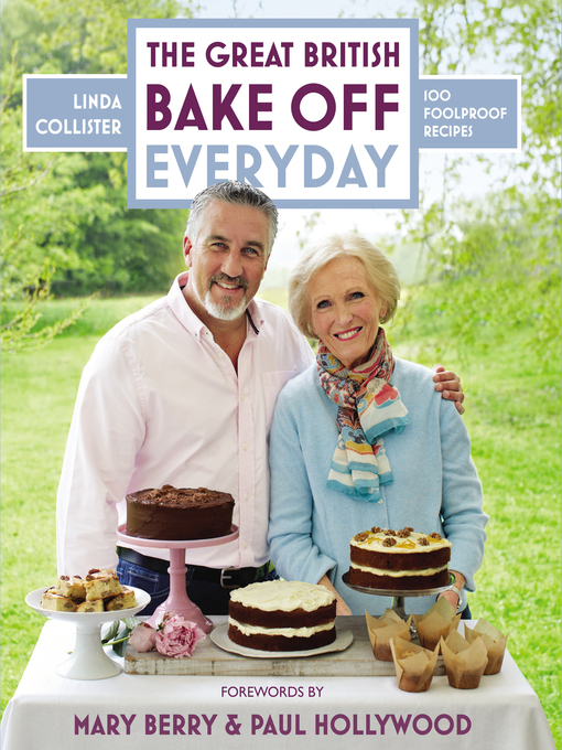 Great British Bake Off Everyday: Over 100 Foolproof Bakes (eBook)