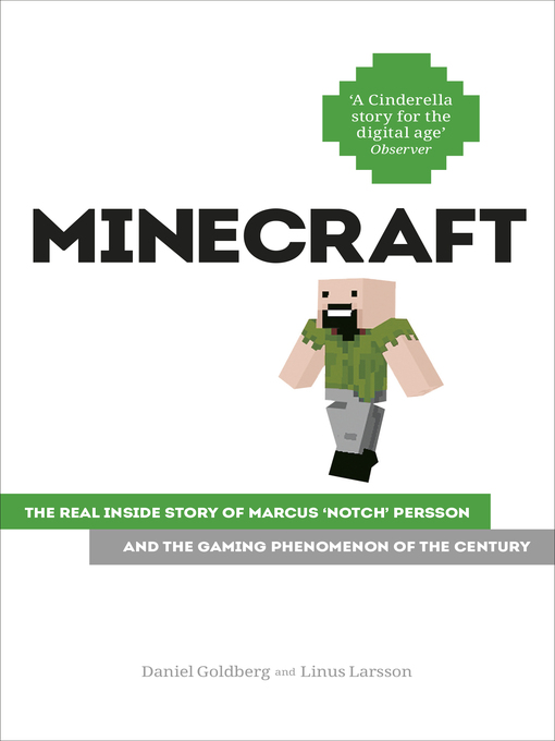 "Minecraft (eBook): The Unlikely Tale of Markus ""Notch"" Persson and the Game That Changed Everything"