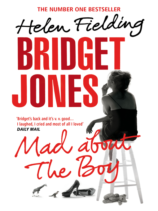 Mad About the Boy (eBook): Bridget Jones Series, Book 3