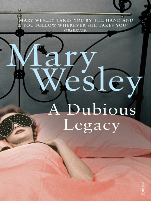A Dubious Legacy (eBook)