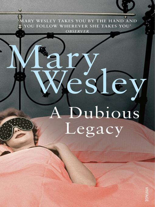 A Dubious Legacy (eBook)