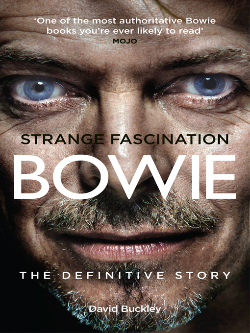 Strange Fascination: David Bowie: The Definitive Story (eBook)