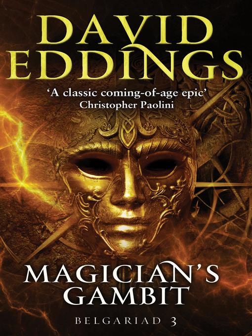 Magician's Gambit: Book Three Of The Belgariad - The Belgariad (TW) (eBook)
