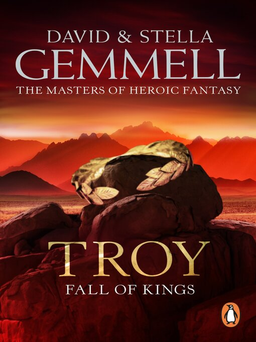Fall of Kings: Troy Series, Book 3 - Troy (eBook)