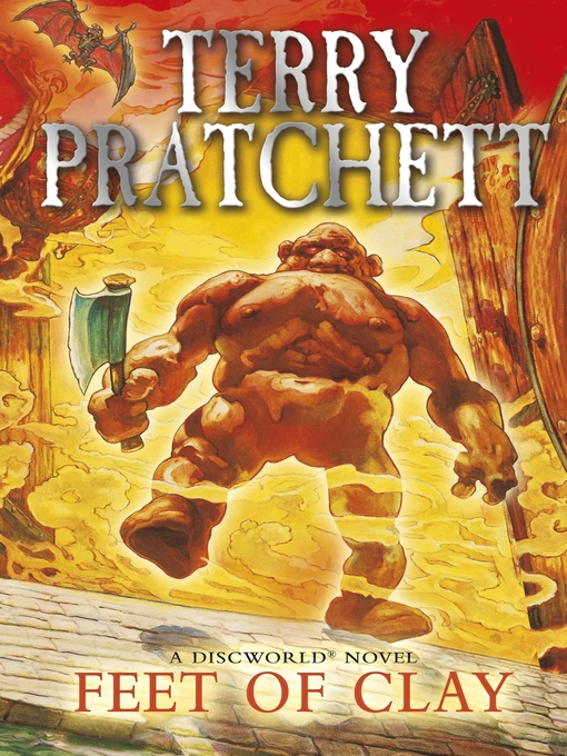 Feet of Clay (eBook): Discworld Series, Book 19