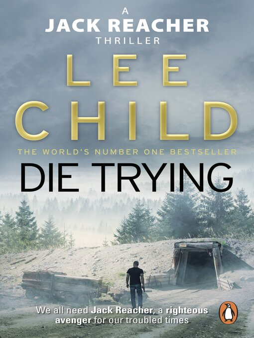 Die Trying (eBook): Jack Reacher Series, Book 2