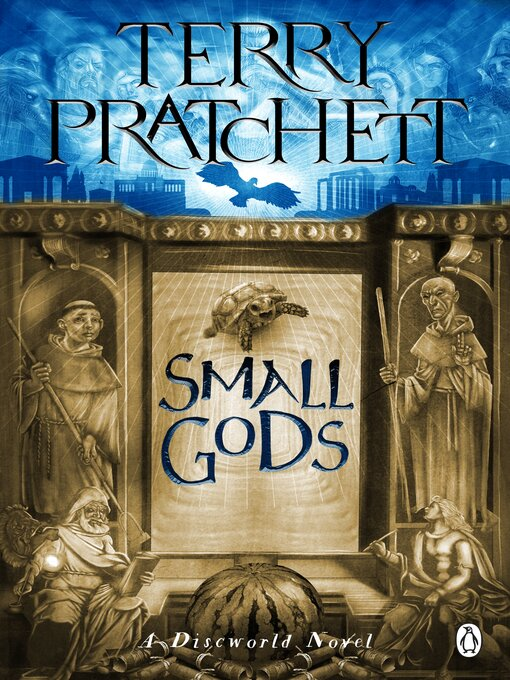 Small Gods (eBook): (Discworld Novel 13)