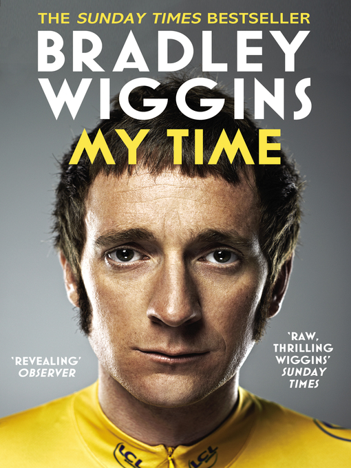 Bradley Wiggins (eBook): My Time: An Autobiography
