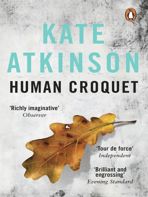 Human Croquet (eBook)