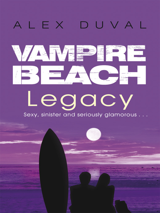 Legacy (eBook): Vampire Beach Series, Book 4
