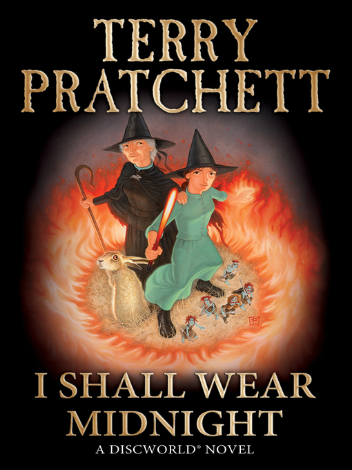 I Shall Wear Midnight (eBook): Discworld: Young Adult Series, Book 5