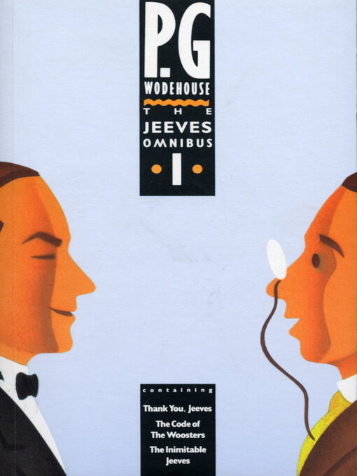 The Jeeves Omnibus - Vol 1 - Jeeves and Wooster (eBook)