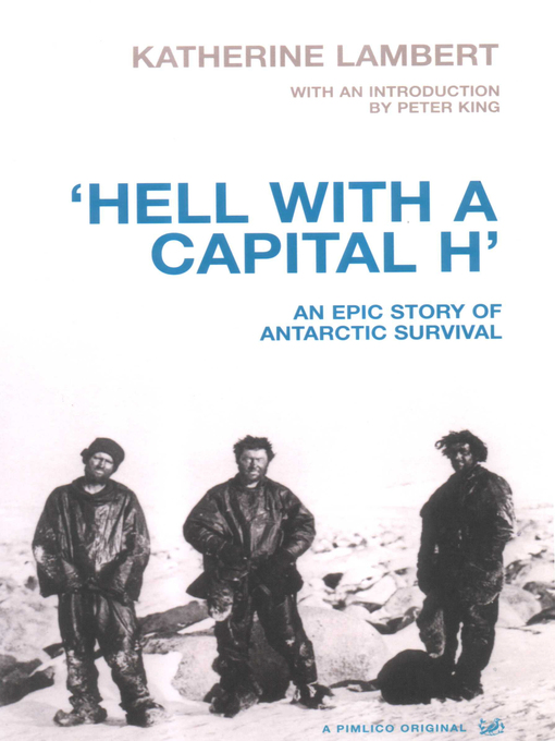 Hell with a Capital H (eBook): A New Polar Hero