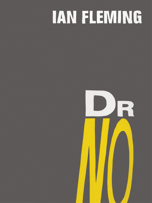 Doctor No (eBook): James Bond Series, Book 6