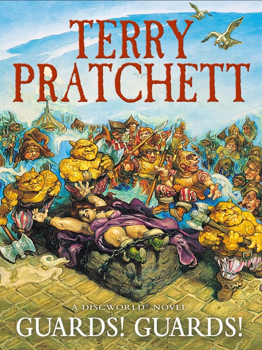 Guards! Guards! (eBook): Discworld Series, Book 8