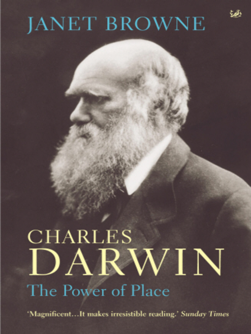 Charles Darwin Volume 2 (eBook): The Power at Place