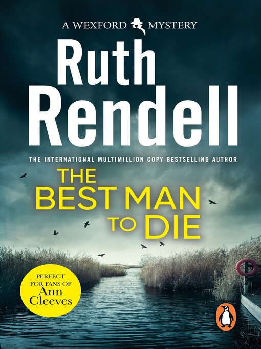 The Best Man to Die: Chief Inspector Wexford Series, Book 4 - Chief Inspector Wexford (eBook)