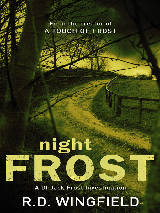 Night Frost (eBook): Jack Frost Series, Book 3