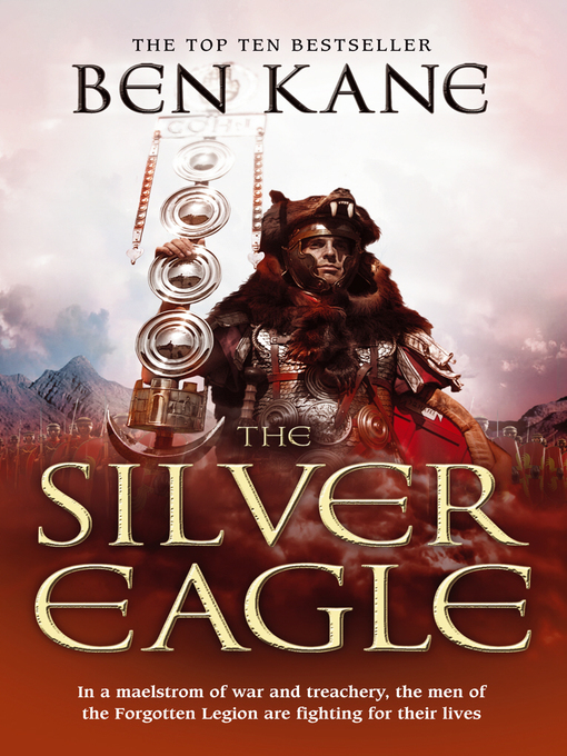 The Silver Eagle (eBook): The Forgotten Legion Chronicles, Book 2