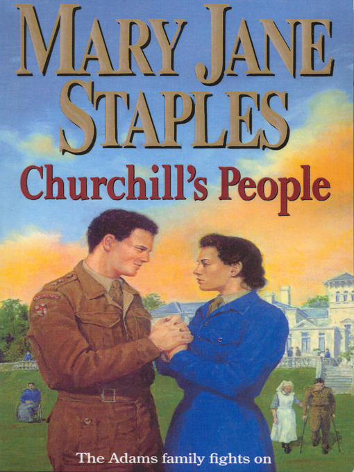 Churchill's People (eBook): The Adams Family Series, Book 14
