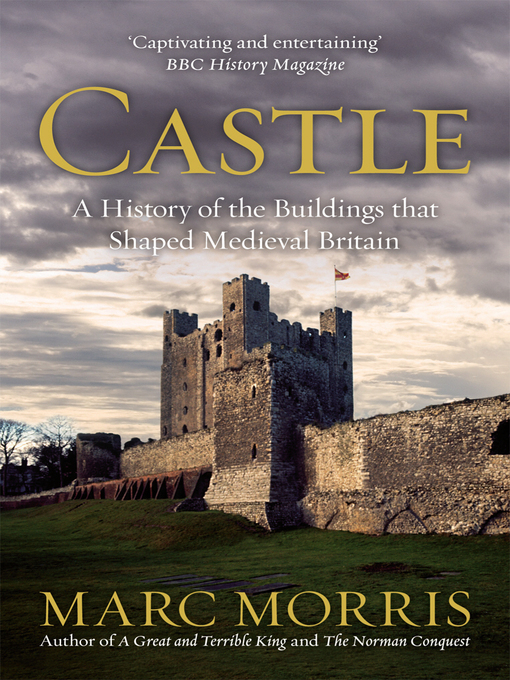 Castle (eBook): A History of the Buildings that Shaped Medieval Britain