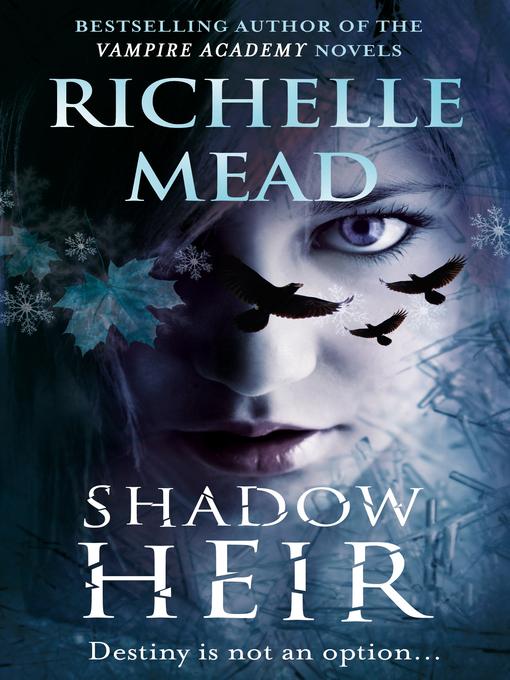 Shadow Heir: Dark Swan Series, Book 4 - Dark Swan (eBook)