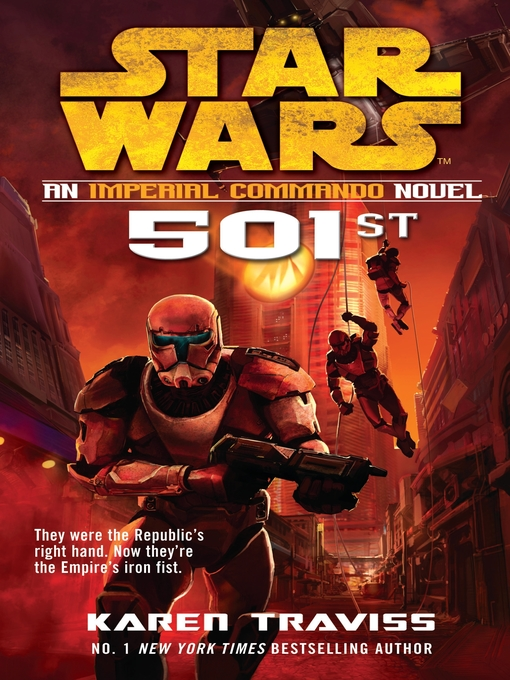 501st: An Imperial Commando Novel (eBook): Star Wars: Republic Commando Series, Book 5
