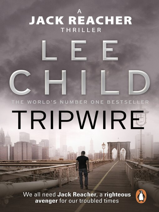 Tripwire: Jack Reacher Series, Book 3 - Jack Reacher (eBook)