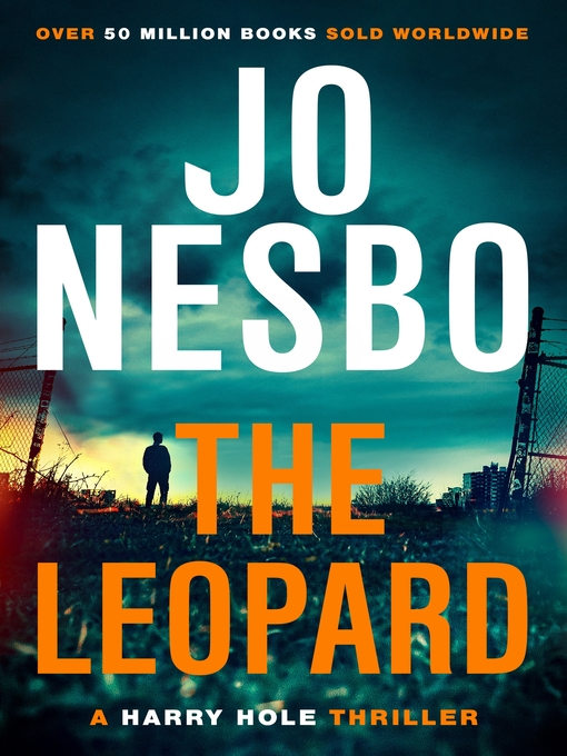 The Leopard (eBook): Harry Hole Series, Book 8