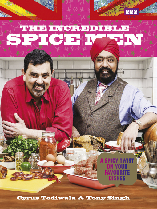 The Incredible Spice Men (eBook)