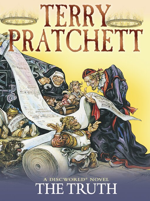 The Truth (eBook): Discworld Series, Book 25