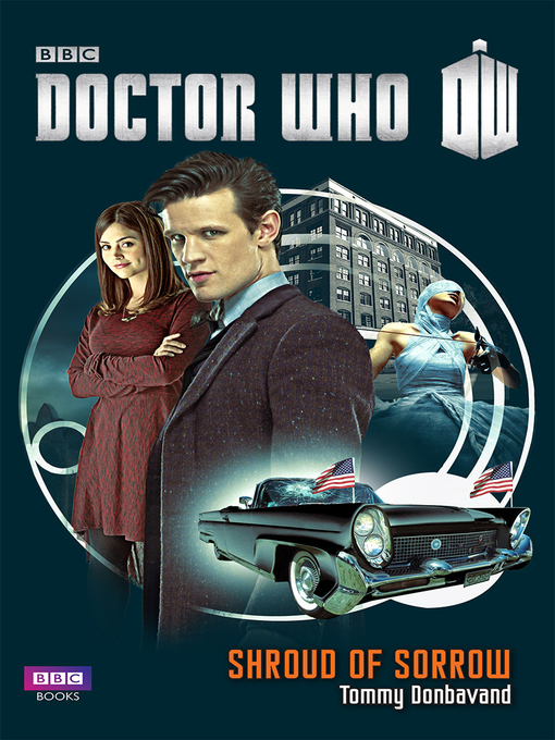 Doctor Who (eBook): Shroud of Sorrow