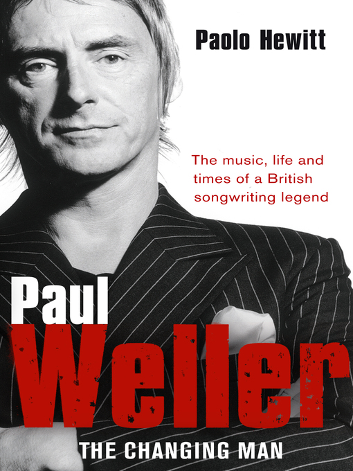 Paul Weller (eBook): The Changing Man