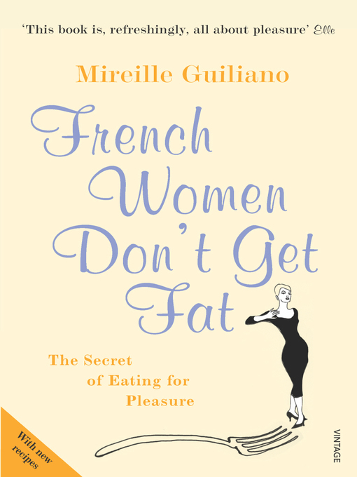 French Women Don't Get Fat (eBook)