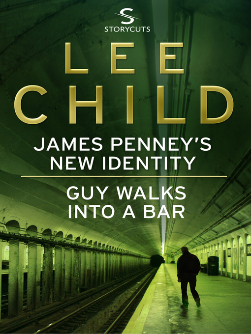 James Penney's New Identity/Guy Walks Into a Bar (eBook)