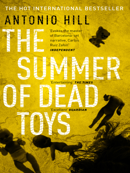 The Summer of Dead Toys (eBook)
