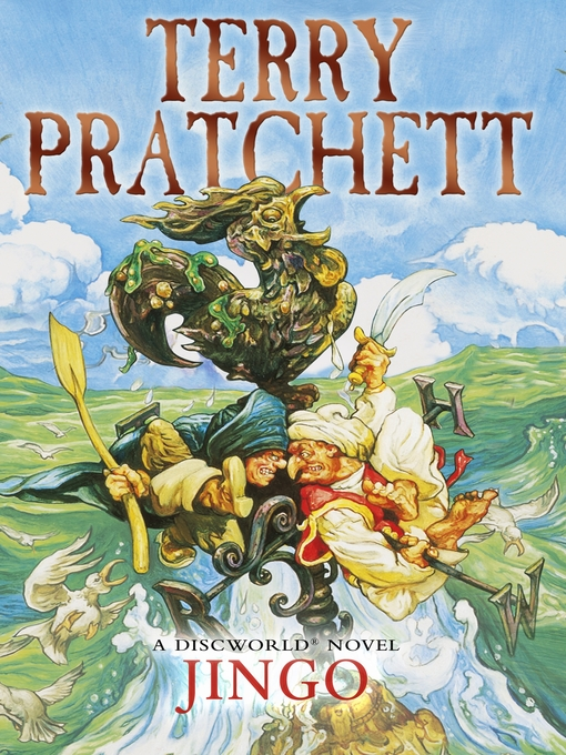 Jingo (eBook): Discworld Series, Book 21