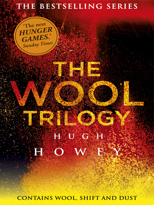 The Wool Trilogy (eBook): Wool, Shift, Dust