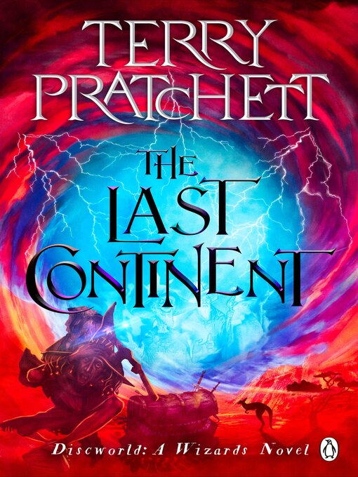The Last Continent (eBook): Discworld Series, Book 22