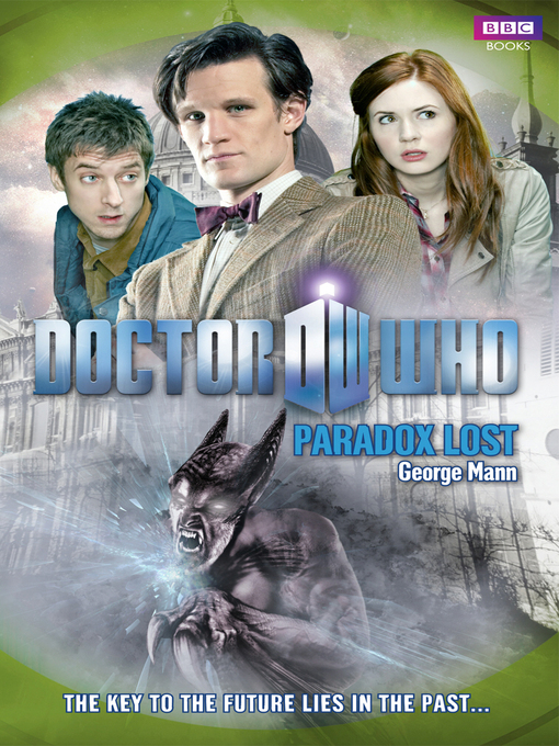Paradox Lost - DOCTOR WHO (eBook)