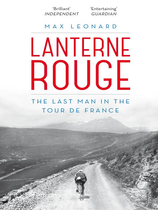 Lanterne Rouge (eBook): The Last Man in the Tour de France